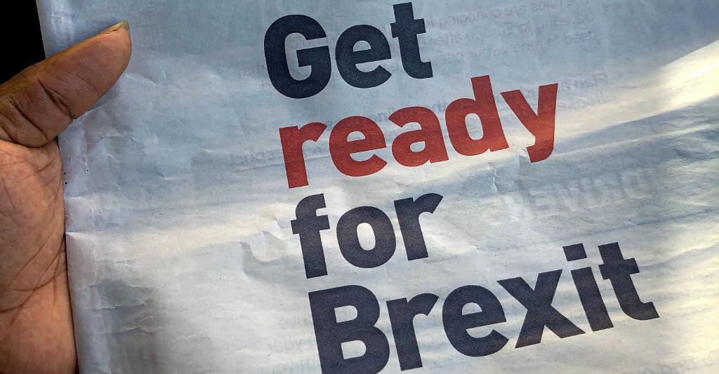 Prepárese para el 1 de enero de 2021: llega el verdadero BREXIT