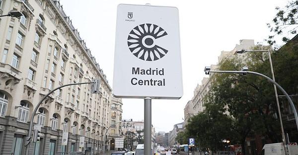 El TSJ anula Madrid Central y deja un millón de multas en el aire