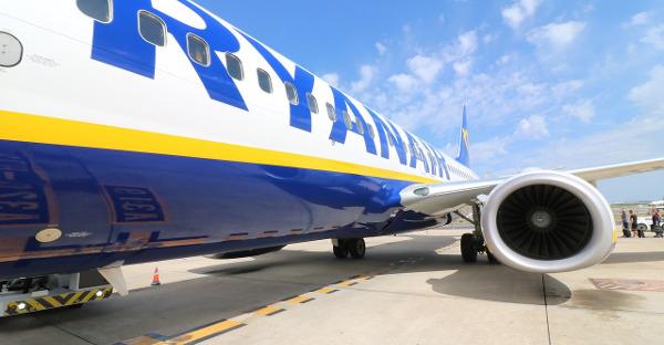 Doble varapalo para Ryanair: el TGUE avala las ayudas a las aerolíneas nacionales por la crisis del COVID-19