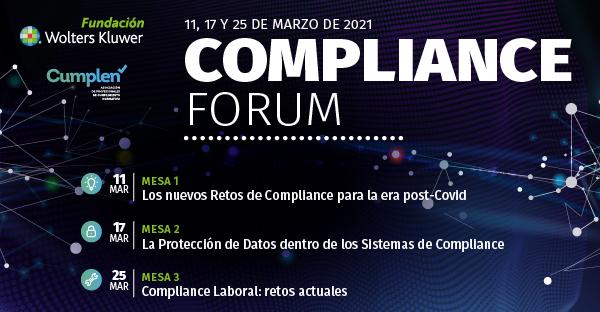 «Compliance Forum», el presente y el futuro del Compliance