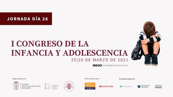 Más de 50 profesionales del mundo jurídico participan esta semana en elI Congreso de Infancia y Adolescencia