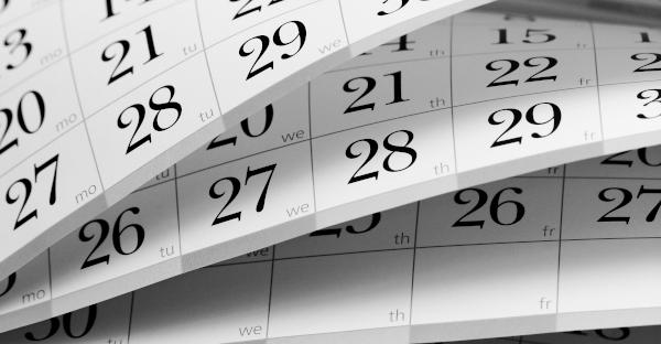 Los días del 24 de diciembre al 1 de enero serán inhábiles para las actuaciones judiciales