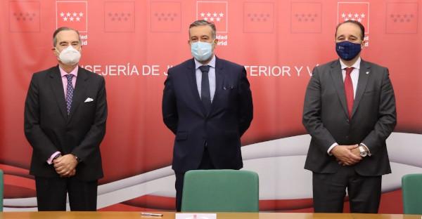 La Comunidad de Madrid destina 6 millones de euros para los abogados del turno de oficio
