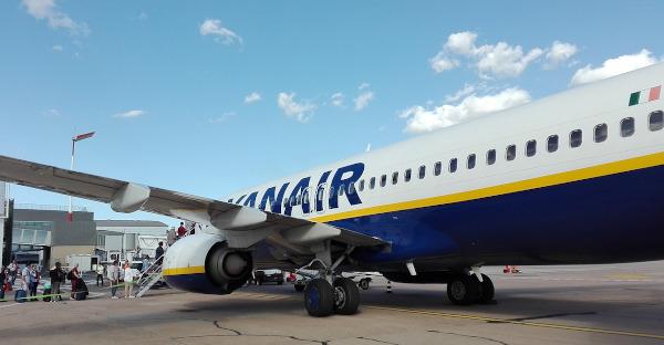 Nueva derrota de Ryanair ante el TGUE por las ayudas a aerolíneas
