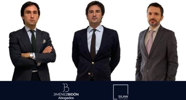 El bufete italiano Silaw confía su representación en España a Jiménez Bidón Abogados