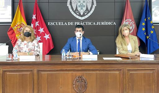 Acto de clausura de la 2ª edición del Diploma de Alta Especialización en Legal Tech y transformación digital (DAELT)