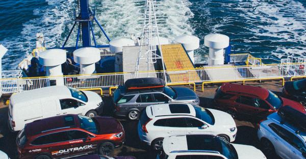 Un policía portuario es absuelto por la muerte del conductor cuyo coche cayó al agua al salir del ferry