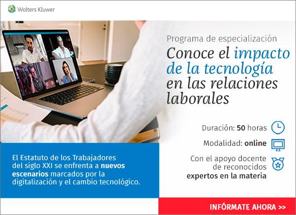Conoce el impacto de las tecnologías en las relaciones laborales