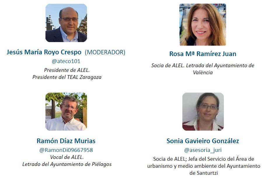 Próxima Jornada ALEL sobre Urbanismo, bienes y servicios en el régimen jurídico local