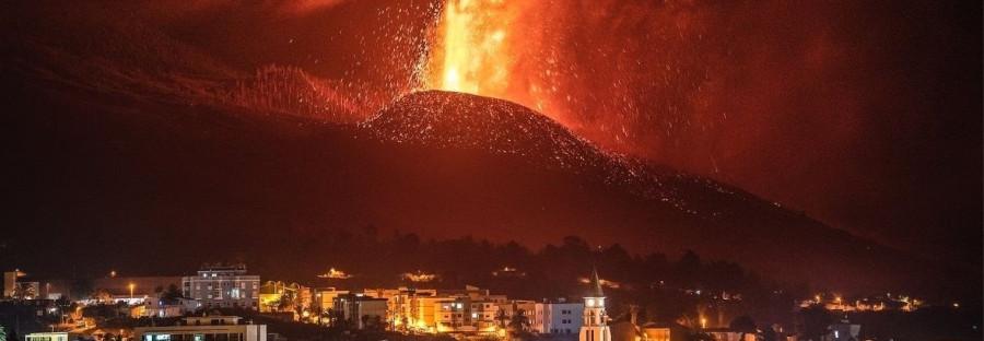 DECRETO ley 12/2021: Canarias aprueba medidas tributarias para los afectados por el volcán