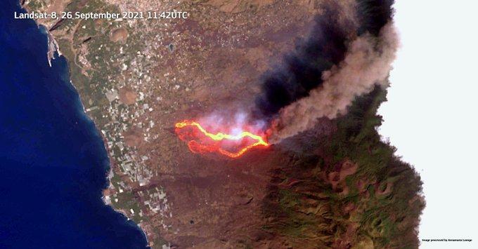 Real Decreto-ley 20/2021: exenciones y ayudas para los afectados en La Palma por el volcán