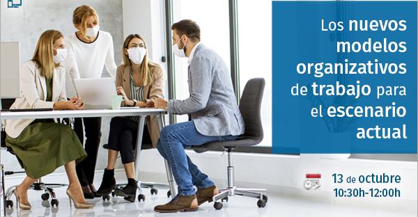 Fundación mashumano y Capital Humano presentan un webinar sobre los nuevos modelos organizativos de trabajo