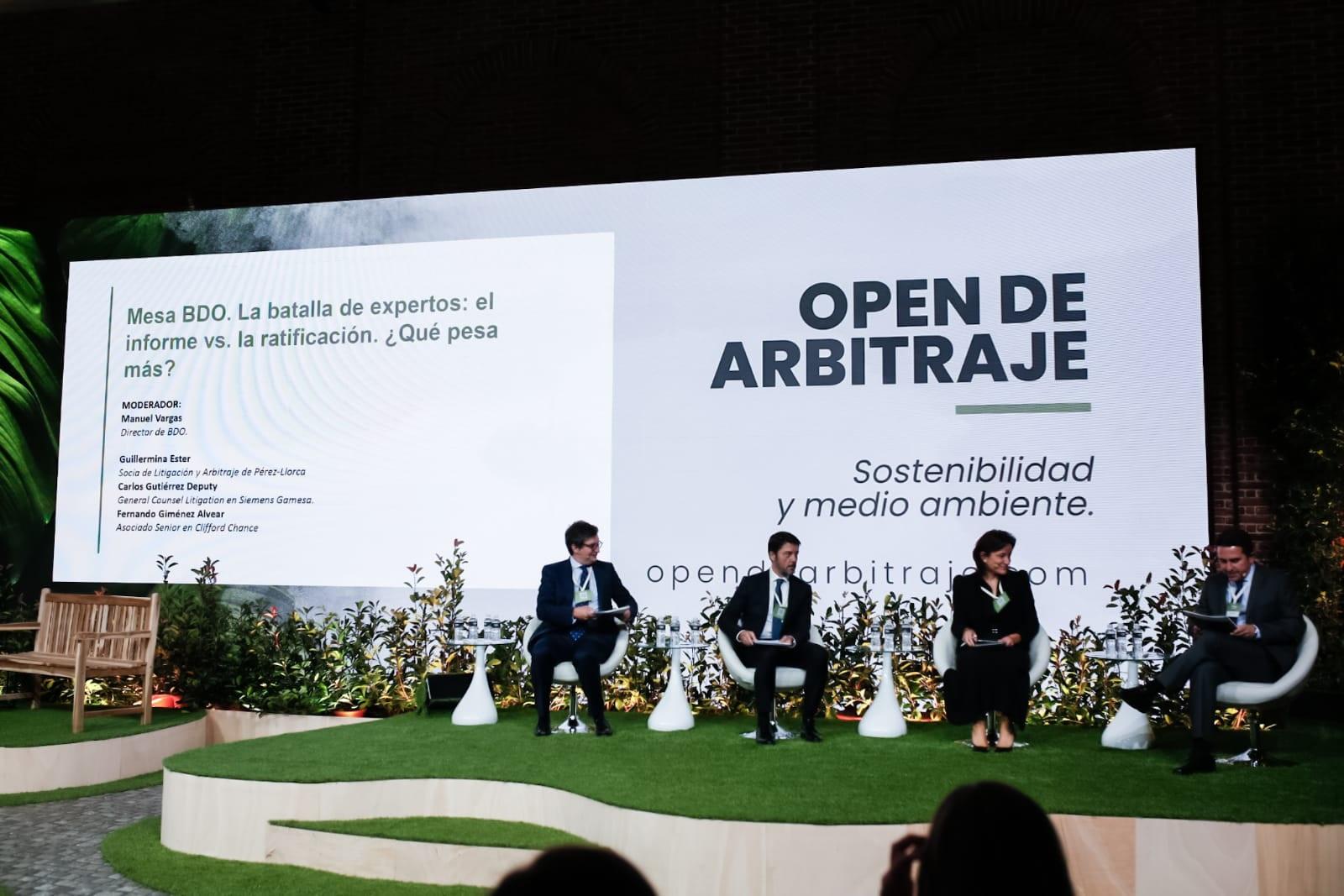 El cambio climático y la sostenibilidad protagonizarán la mayoría de los arbitrajes en los próximos años
