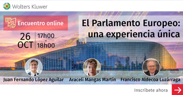 Encuentro digital GRATUITO «El Parlamento Europeo: una experiencia única»