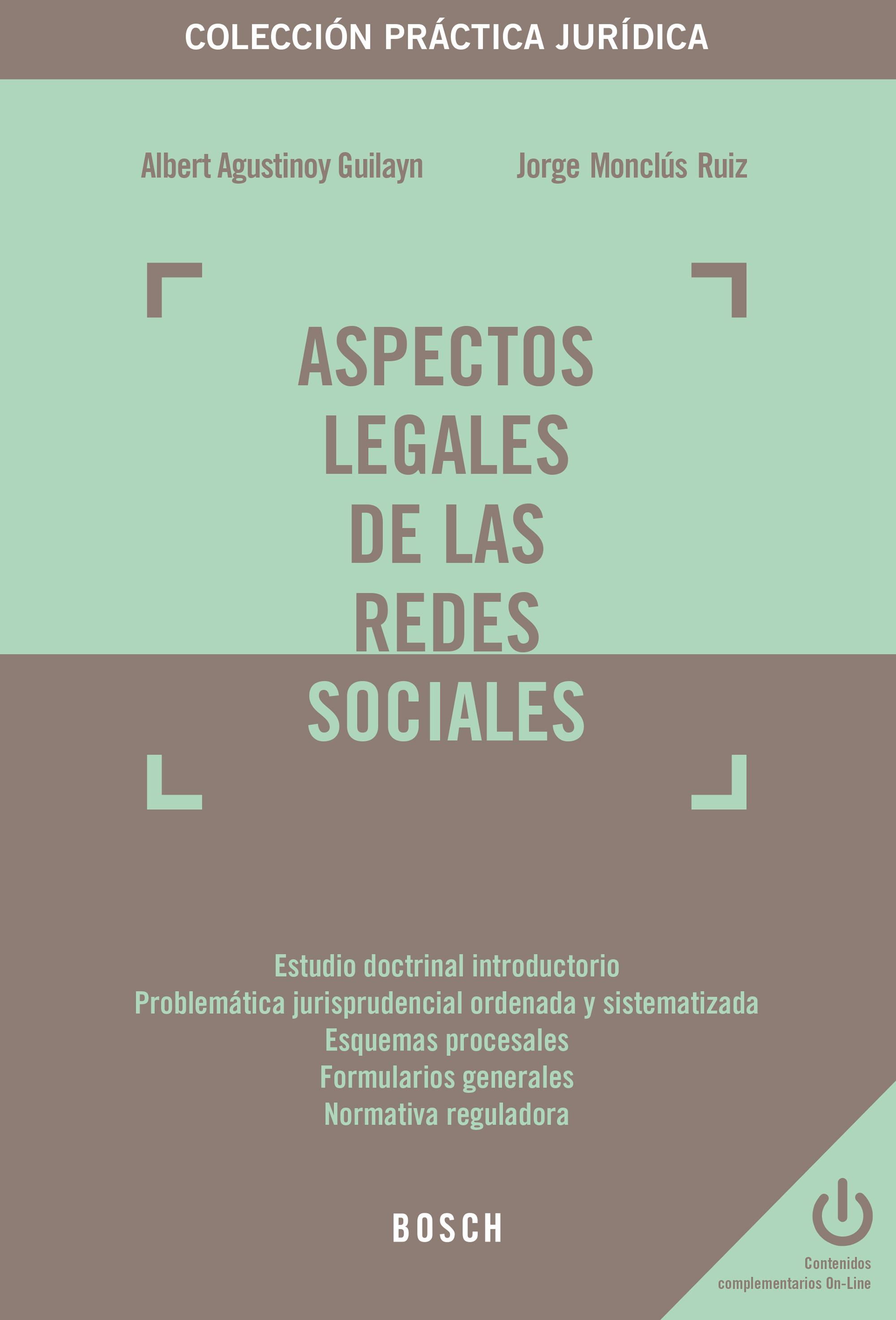Aspectos legales de la redes sociales
