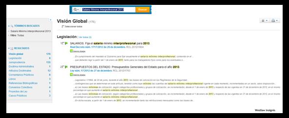 La búsqueda en bases de datos jurídicas: técnicas y consejos