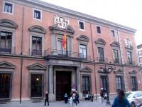 Sede del Consejo de Estado en Madrid