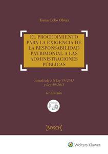 Te guía paso paso en el procedimiento a seguir frente a la Administración, desde el punto de vista legal, doctrinal y jurisprudencias y con apoyo de formularios. Todo ello adaptado a las leyes 39 y 40 de 2015.
